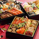 Osechi ryōri,la comida tradicional del año nuevo japonés