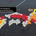 Cancelarán Man'en bōshi-tō jūten sochi en Gunma, Ishikawa y Kumamoto