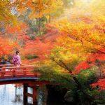 El otoño en Japón (Nihon no aki 日本の秋)