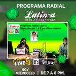 """Programa radial Latin-a: """"Sobre el fin de la quinta ola y la vacunación contra la influenza"""""""